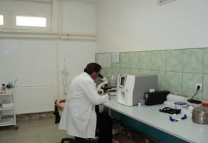 Микробиолошка лабораторија