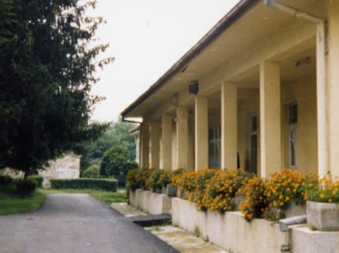 Болницата за време на 50 годишниот јубилеј