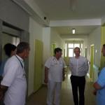 Министерот Венко Филипче во  болницата